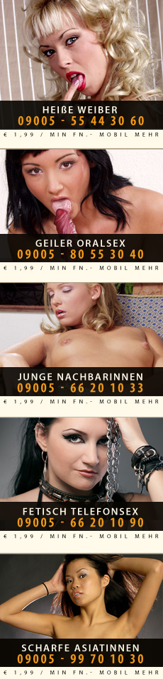 Private Telefonsex Angebote